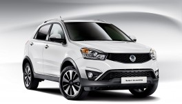 Special Offers on Ssangyong models